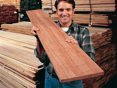 Tips for Buying and Using Rough Lumber