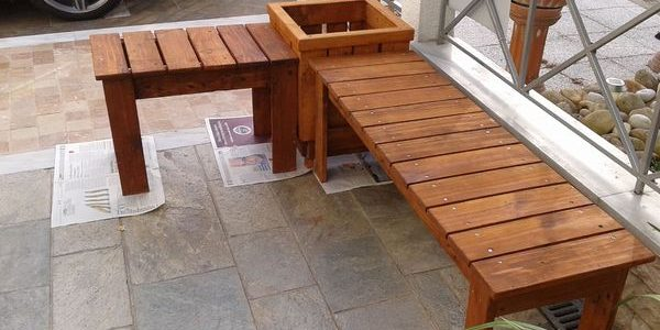More Pallet Ideas That You Can Build
