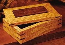 Splined Ornamental Box