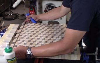 3D Blocks Cutting Boards
