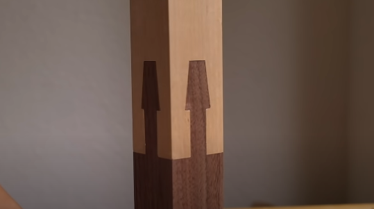 How to Make a 4-Way Goose Neck Joint