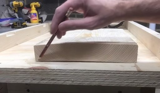 How to flatten a board without a planer jointer or thicknesser