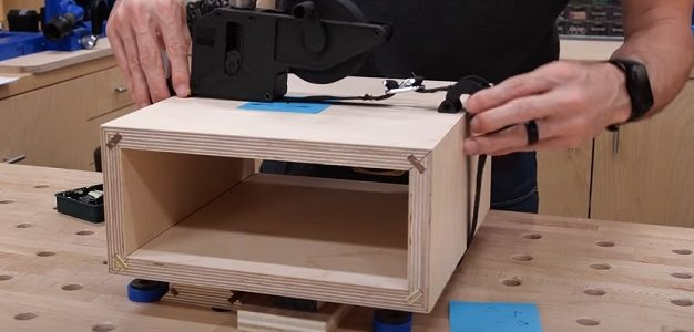 4 Steps to Easy and Strong Miter Joints