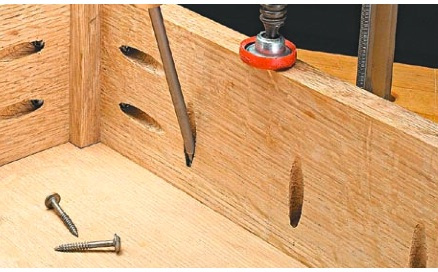 What is Pocket-hole joinery