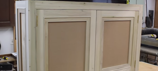How to Build a TV Lift Cabinet- Part 1