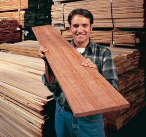 Tips for Buying and Using Rough Lumber | Sawdust Addict