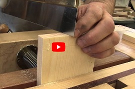 Hand Cut Dovetails a different approach