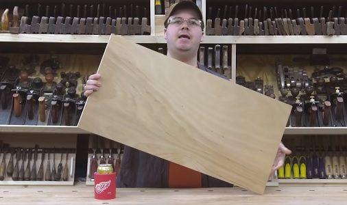 Crazy Easy Way to Straighten Boards