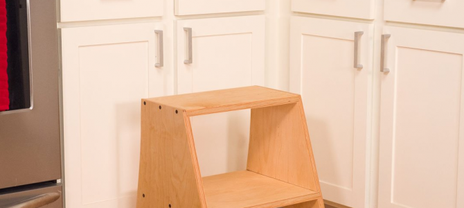 Handy Kitchen Stool