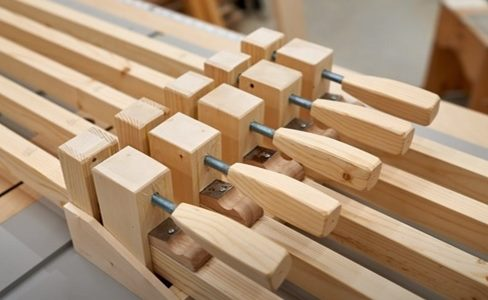 Make These Woodworking Clamps And Save